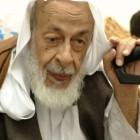 اية الله الشيخ محمد سلمان الهاجري في المسجد 10