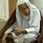 اية الله الشيخ محمد سلمان الهاجري في المسجد 8