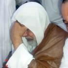 بكاء سماحة السيد علي الناصر السلمان في الوداع الأخير