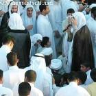 القراءة الحسينية في المقبرة