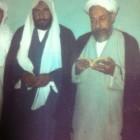 اية الله الهاجري قدس سره مع الملا علي الخيرالله