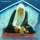 الشيخ في محرابه