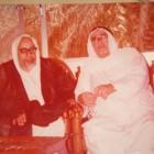 الشيخ محمد الهاجري والحاج سلمان الهاجري