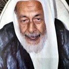 صورة شخصية جميلة لآية الله العظمى الشيخ محمد سلمان الهاجري قدس سره